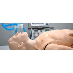 HAL® S3201 Tetherless Patient simulator with automatic or Instructor control